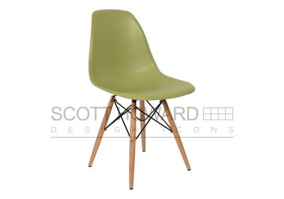 Cтyл Eames Style DSW Chaіr caлaтoвый