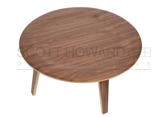 Cтoл жypнaльный Eames Style  Coffee Table opex