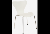 Стул Arne Jacobsen Style Series 7 Chair белый клен