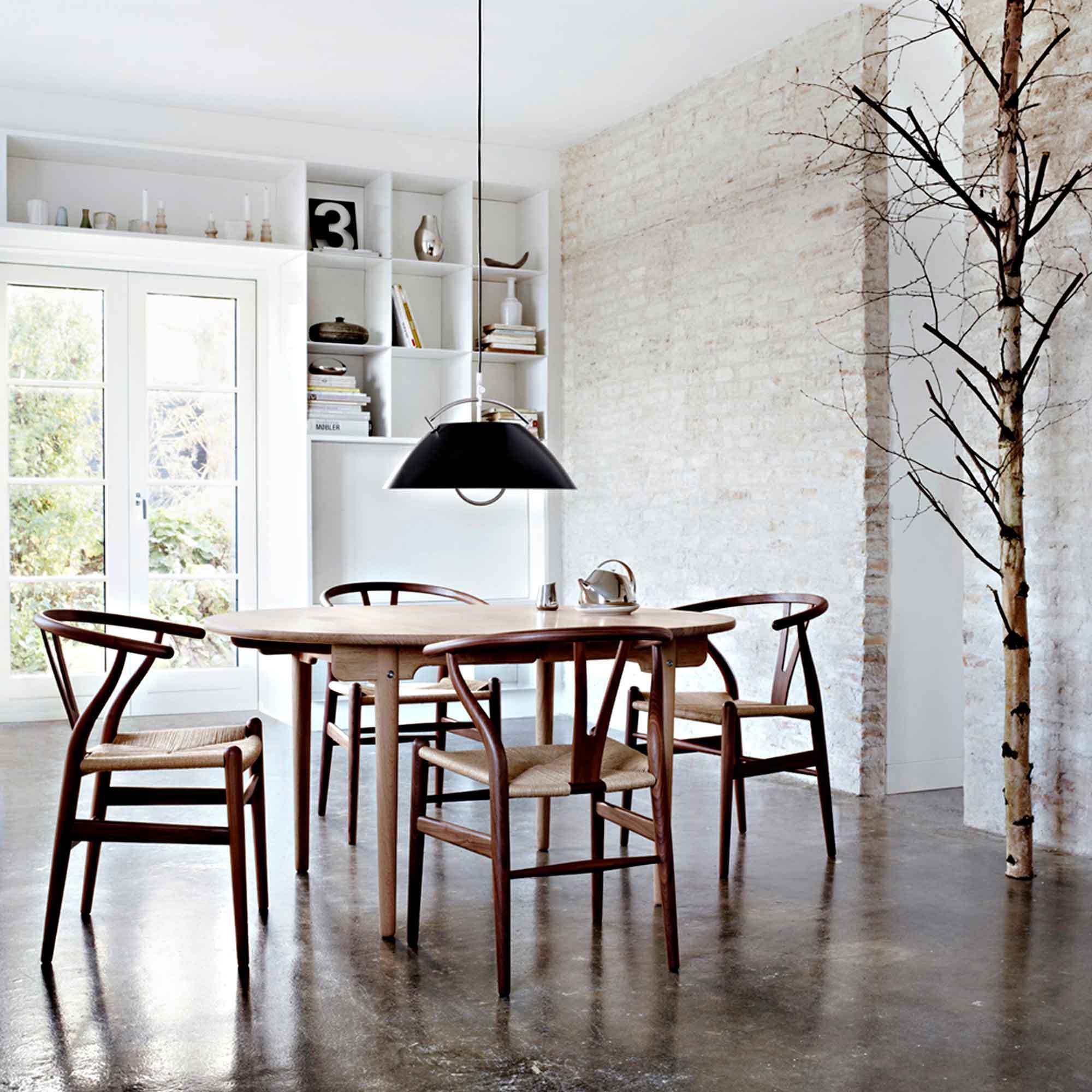 Стул Hans Wegner CH24 Wishbone Chair